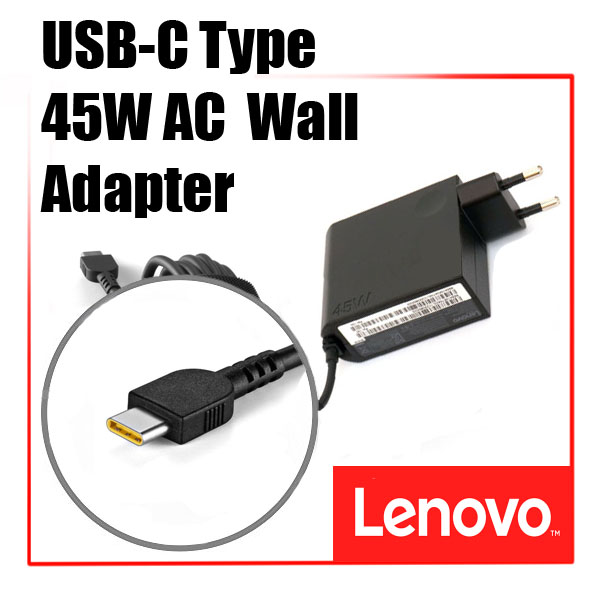 [디지탈노뜨 정품][4X20E75133] Lenovo USB-C Type 45W Adapter