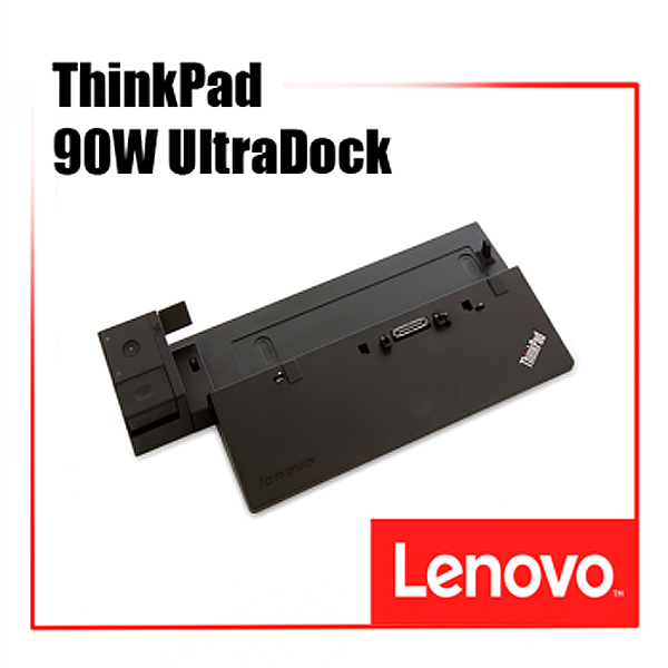 [디지탈노뜨 정품][40A20090KO] Lenovo ThinkPad Ultra Dock-90W -KR (T/X-x40 series)