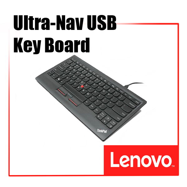 [디지탈노뜨 정품][0B47209] Lenovo ThinkPad Compact USB Isolate Keyboard with Tracpoint