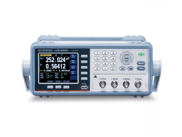 20KHz 고정밀 LCR 미터, 20KHz High Precision LCR Meter [LCR-6020]