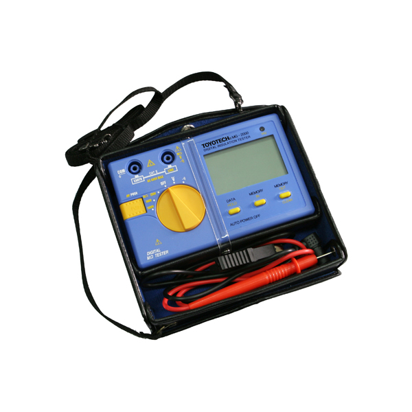 MG-2000 Digital Insulation Tester