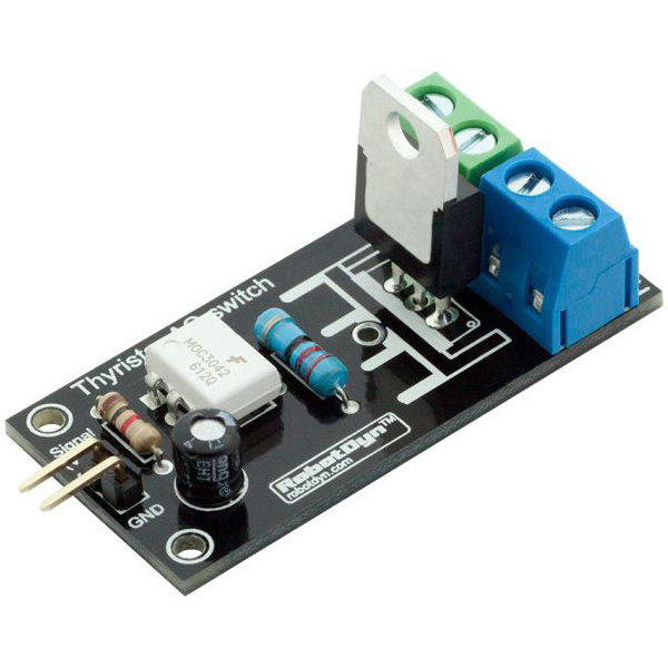 Thyristor AC switch [RD129]