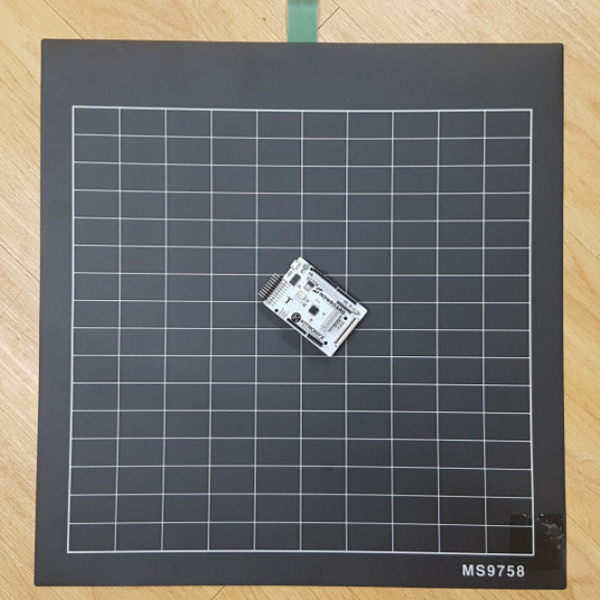 MP2509 10x16 FSR Matrix Sensor Evaluation Kit with MS9758 Large Sensor