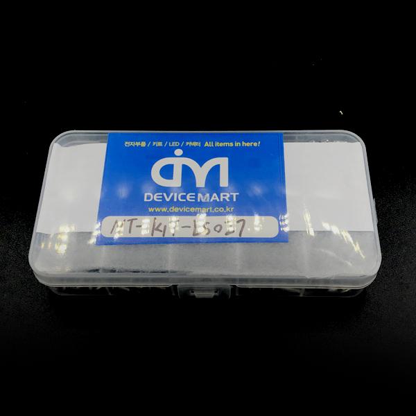 둥근머리 렌치볼트 + 너트 샘플키트(340pcs) [NT-KIT-LS027], M3 / 5mm~20mm / 다양한 사이즈의 렌치볼트와 너트로 구성