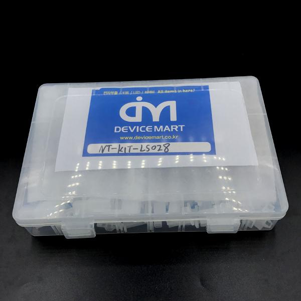 커넥터+클림프 키트(380pcs) [NT-KIT-LS028], 다양한 사이즈의 커넥터,클림프가 하나의 세트로 구성된 실속형 샘플키트
