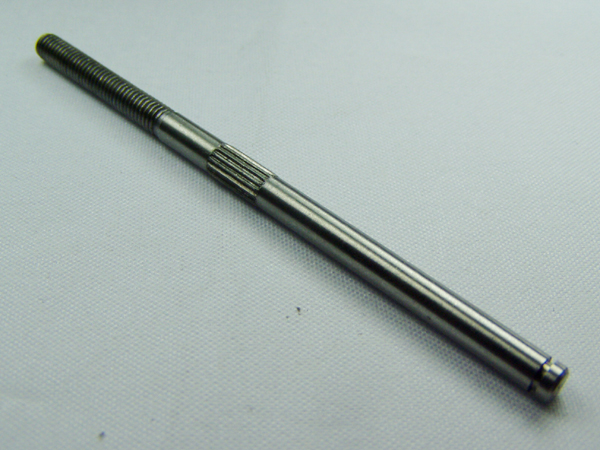 Shaft 4.0 x 80mm