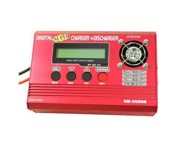 Digital Super Charger SM-5500A