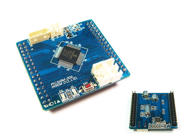 PM1633 Module Board(dsPIC33)