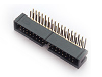 일반박스헤더 Dual 2x5pin Rightangle(2.54mm)
