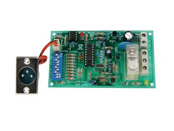 DMX-controlled Relay(K8072)