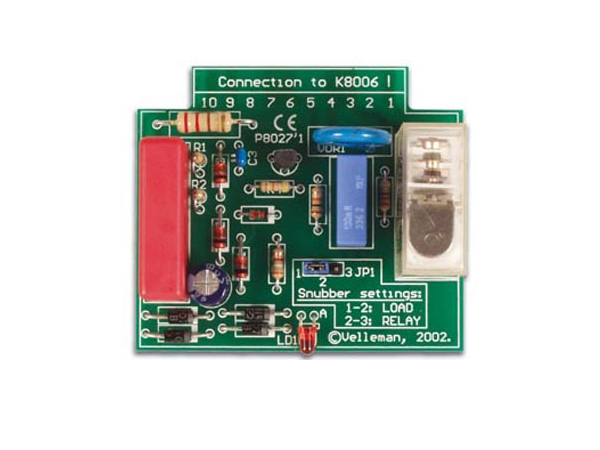 Relay Output Module for 52019(K8027)