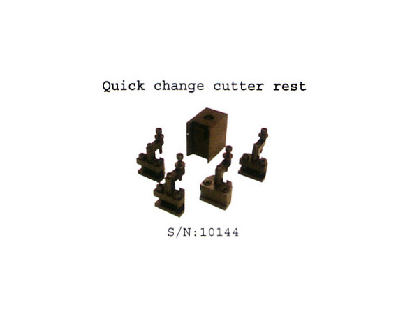 (10144)C1 Quick change tool post