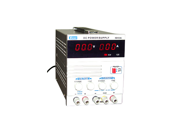 DC POWER SUPPLY K-6133A