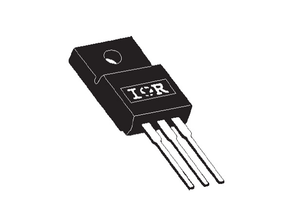 on VDSS = -100 V ID = 23 A  LOT OF 20 IRFP9140N Power MOSFET = 0.117 Ohm RDS