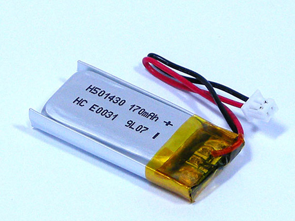 MP501430-PCM(3.7V 170mAh) + C51021RB
