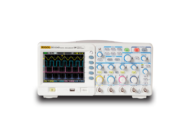 Digital Oscilloscope DS1204B