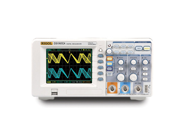 Digital Oscilloscope DS1072CA