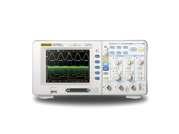 Mixed Signal Oscilloscope DS1052D