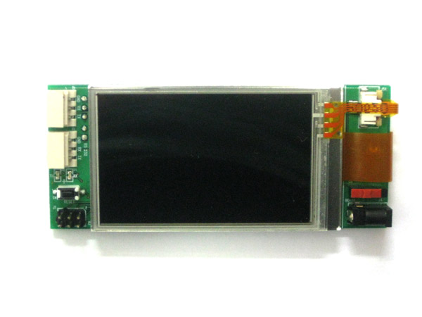 Touch LCD(COM26T2844) 162 Board