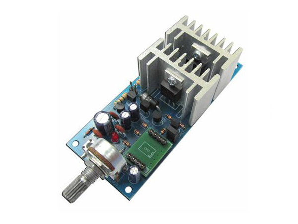 DC PWM MOTOR SPEED CONTROL 30 AMP WITH SOFT START (MX089)