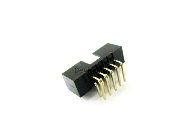 일반박스헤더 Dual 2X5pin Rightangle(2.0mm)