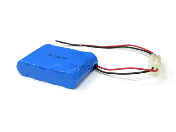 12.8V 3000mAh  리튬인산철 배터리  Lithium-ion Phosphate Battery
