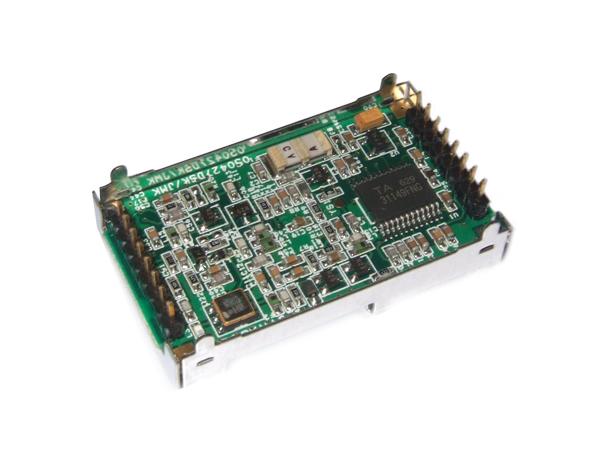 RF 송수신모듈 A3000G(E), FSK, 424.775Mhz, 10mW