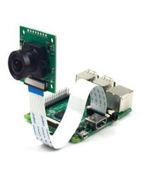 라즈베리파이 8MP Sony IMX219 camera module with M12 lens LS40136 [B0103]