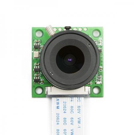 라즈베리파이 Arducam 8MP Sony IMX219 camera module with CS lens 2717