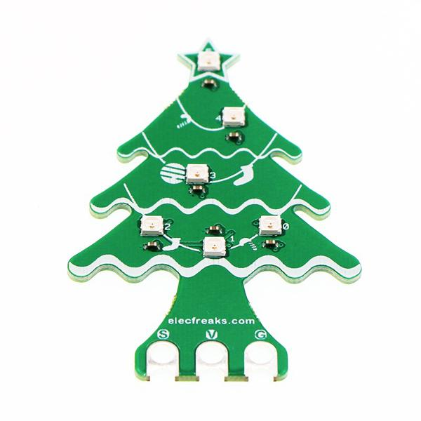 Christmas Tree Rainbow LED for micro:bit [EF03420]