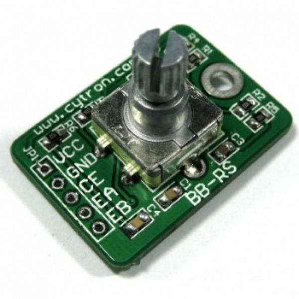 Breakout Board Rotary Switch