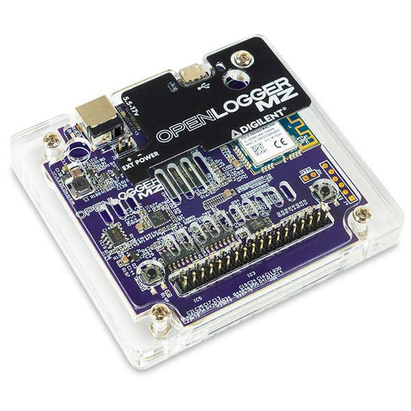 OpenLogger: High Resolution Portable Data Logger with Acrylic Case