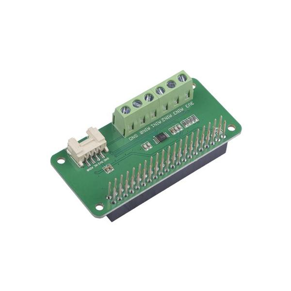 4-Channel 16-Bit ADC for Raspberry Pi (ADS1115) [103030279]