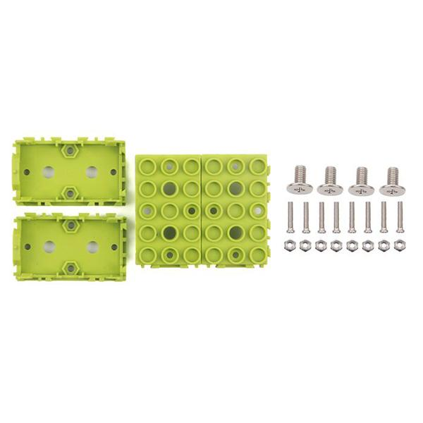 Grove - Green Wrapper 1*2(4 PCS pack) [NT110070027]