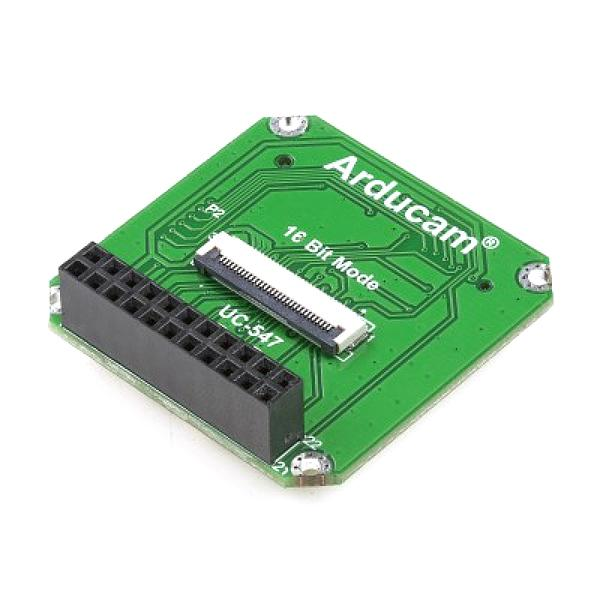 Parallel Camera Adapter Board for USB3 Camera Shield [B0126]