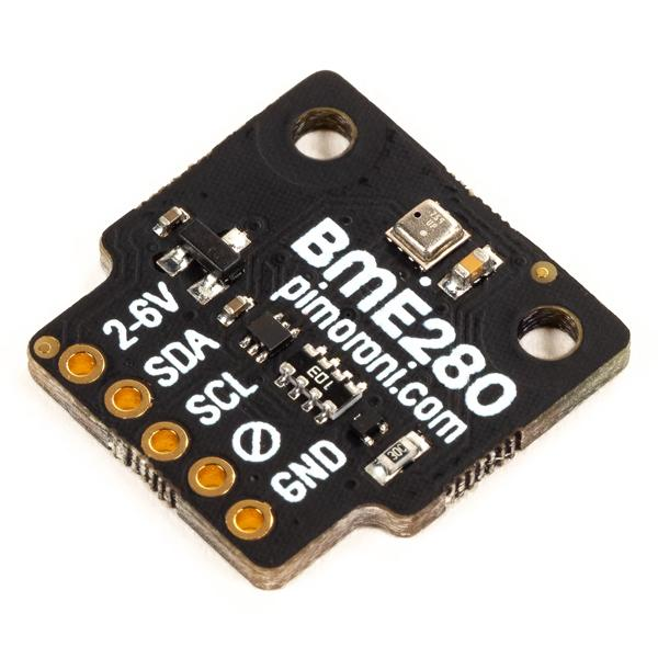 BME280 Breakout - Temperature, Pressure, Humidity Sensor [PIM472]