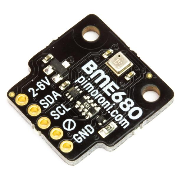 BME680 Breakout - Air Quality, Temperature, Pressure, Humidity Sensor [PIM357]