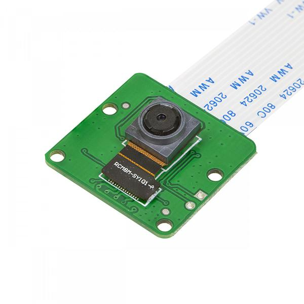 IMX219 Visible Light Fixed Focus Camera Module for NVIDIA Jetson Nano and Raspberry Pi Compute Module [B0191]