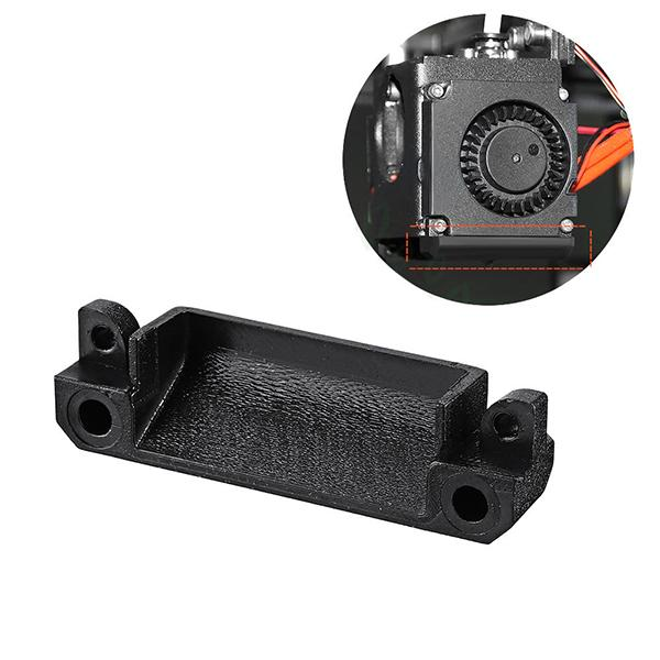 40MM Fan Mounting Bracket for 4010 Cooling Fan with Air Guide Duct 3D Printer Part