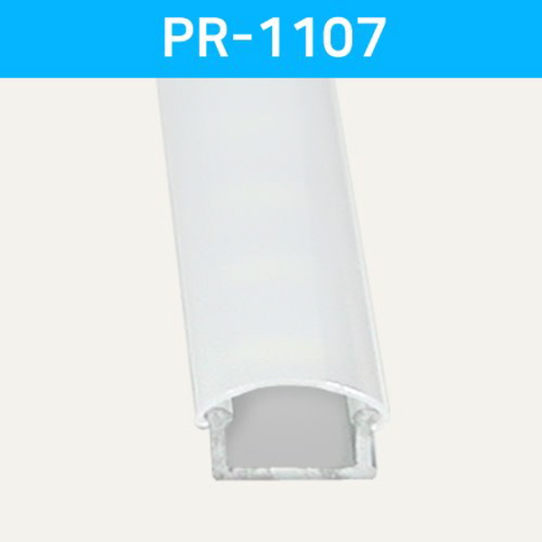 LED방열판 U형 PR-1107