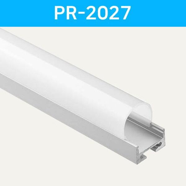 LED방열판 홀형 PR-2027