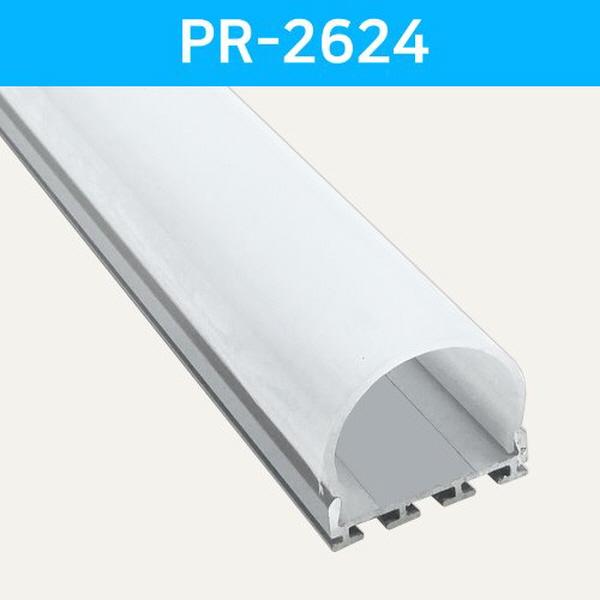 LED방열판 홀형 PR-2624
