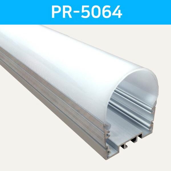 LED방열판 홀형 PR-5064