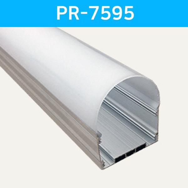 LED방열판 홀형 PR-7595