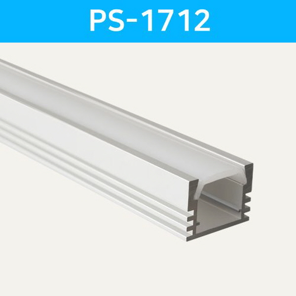 LED방열판 사각 PS-1712