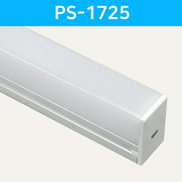 LED방열판 사각 PS-1725