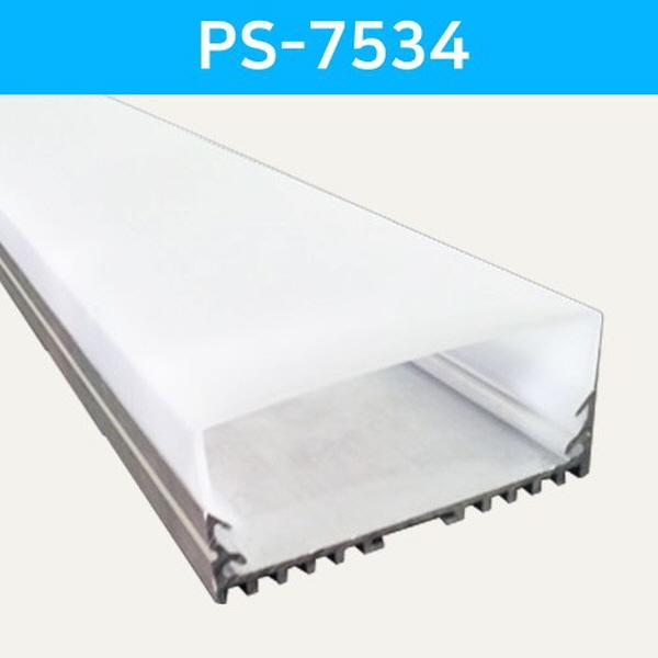 LED방열판 사각 PS-7534