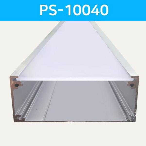 LED방열판 사각 PS-10040
