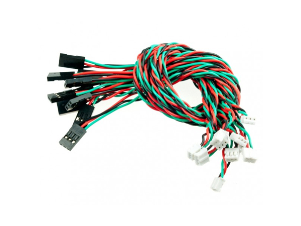 Digital Sensor Cable For Arduino (10 Pack)[FIT0011]