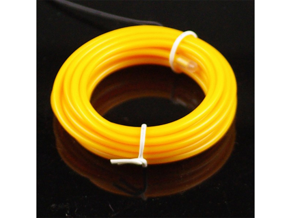 1m EL Wire - green yellow [DFR0185-GY]